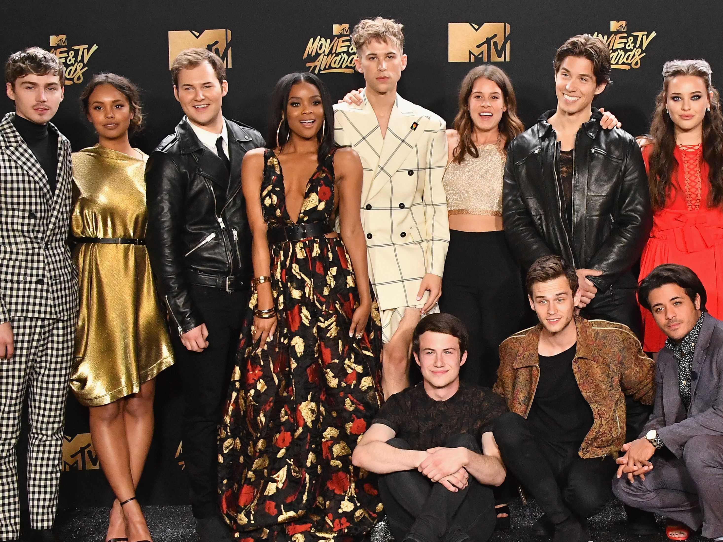 The 13 Reasons Why Cast Stole The Show At The Movie Tv Awards Mtv