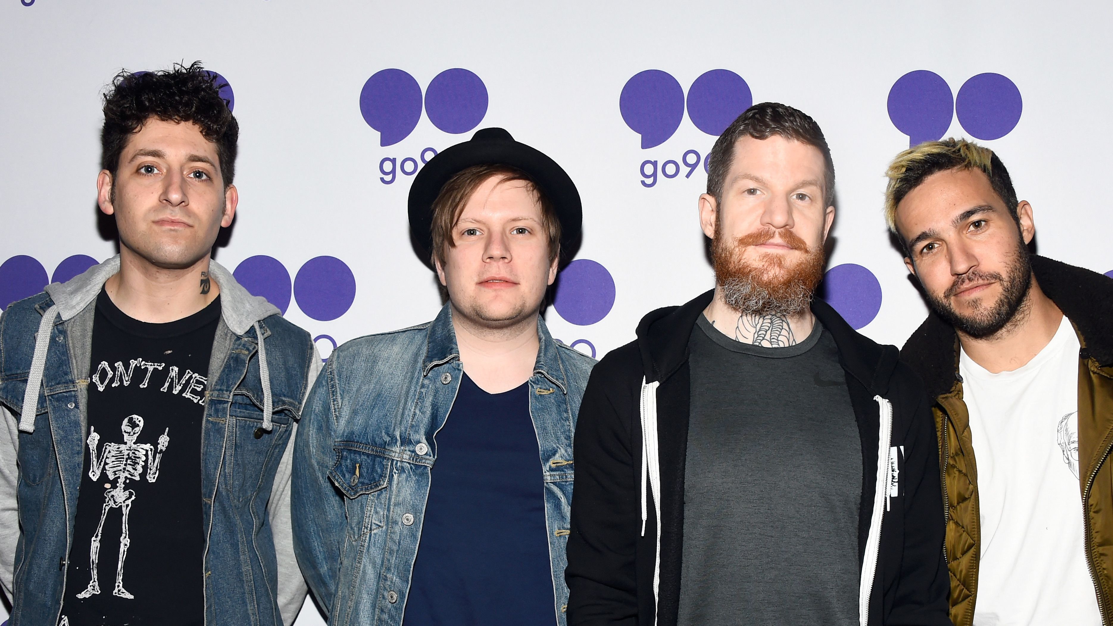 Fall Out Boy Are Growing Up And So Are We Mtv