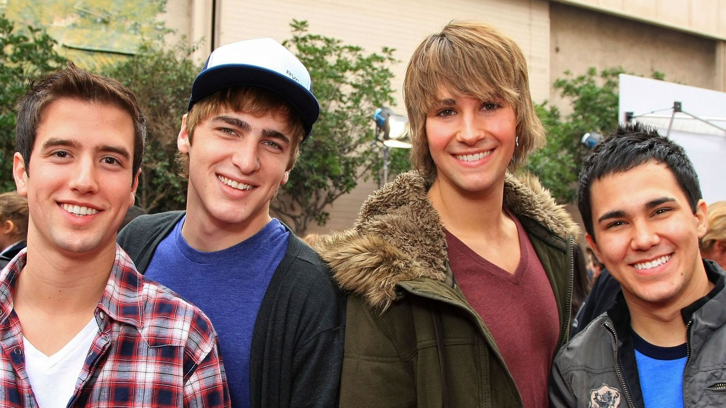 who is big time rush dating in real life