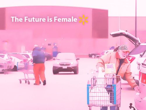 In Her Shoes: Finding Feminism, Cynicism, And Geena Davis At A Walmart Soda Counter In Arkansas