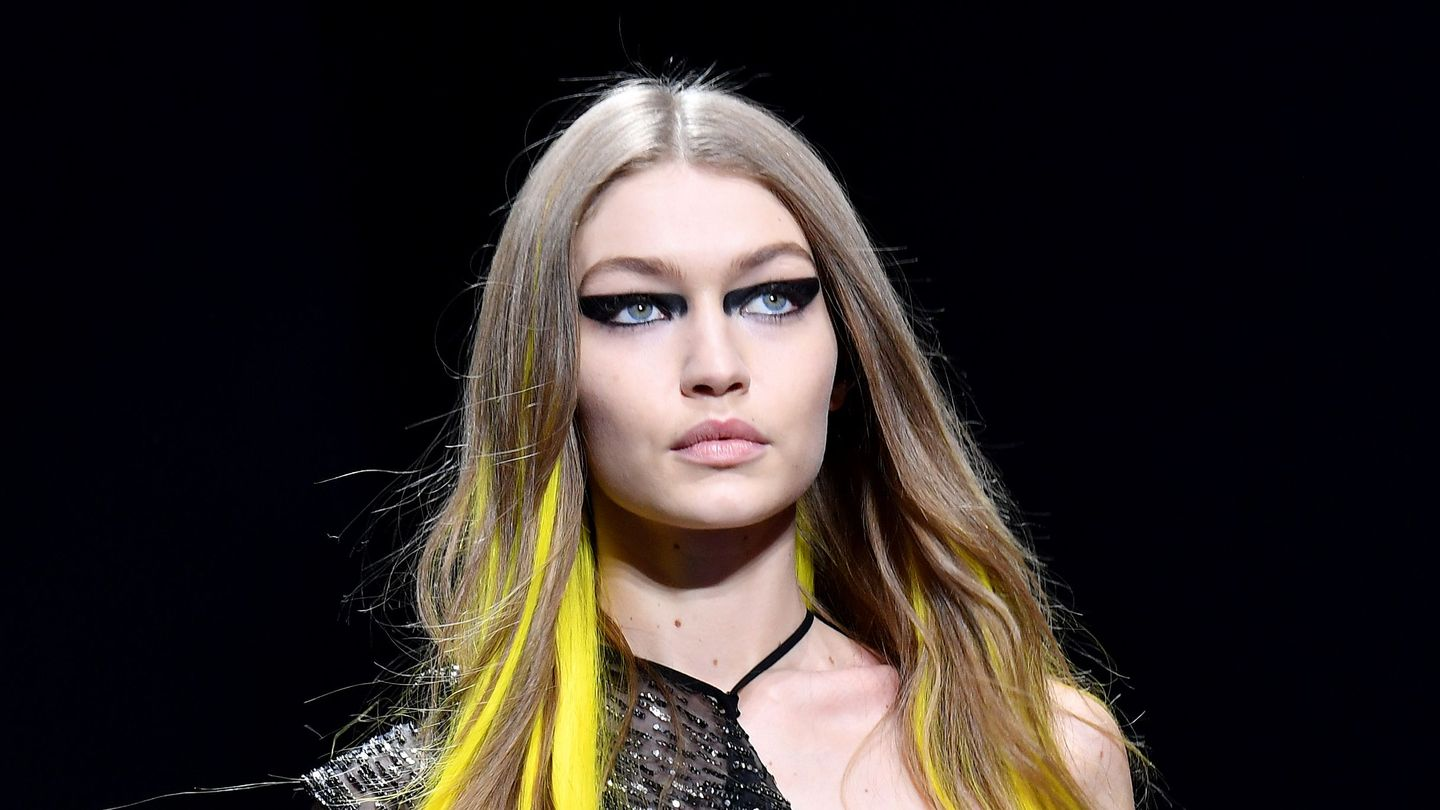 Gigi Hadid Embraces Gothleisure Just In Time For The Summer Solstice
