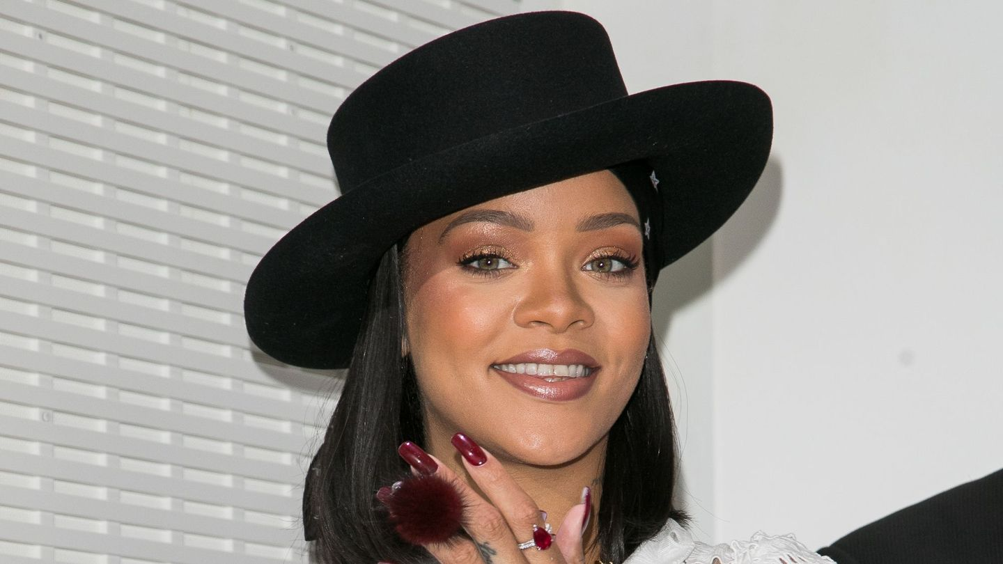 Rihanna Gets 'So Stoned' For Her Latest Collection With Manolo Blahnik