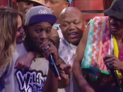 Is wild n out on hulu