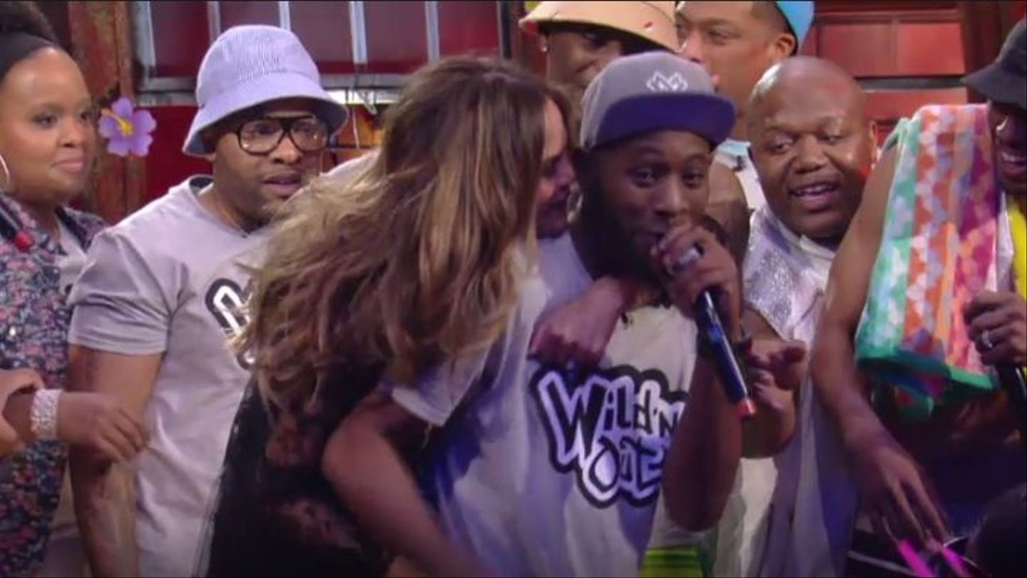 Nick Cannon Describes His Most Uncomfortable Wild 'N Out