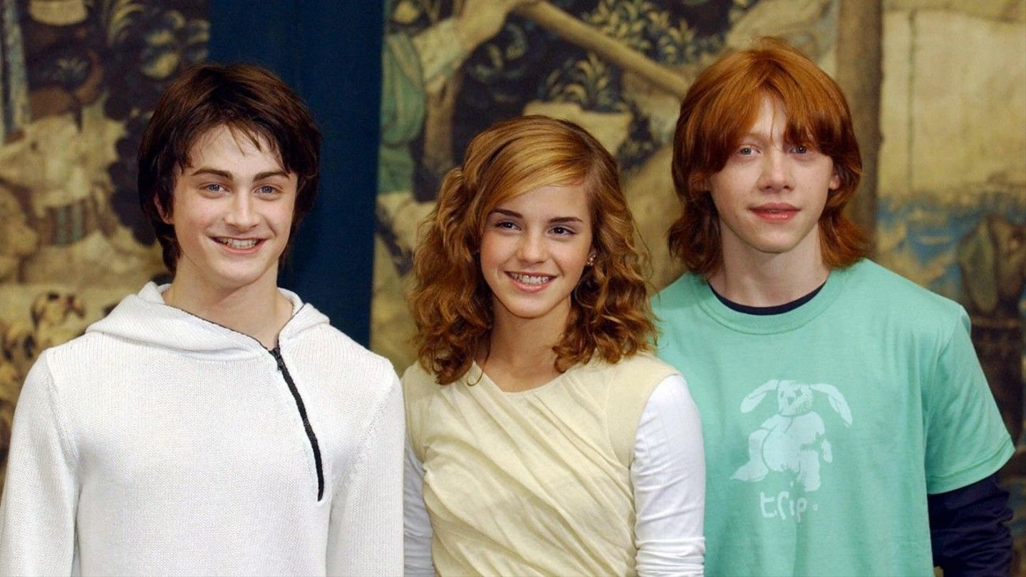See Emma Watson As A Baby Witch On The Prisoner Of Azkaban Red Carpet Mtv