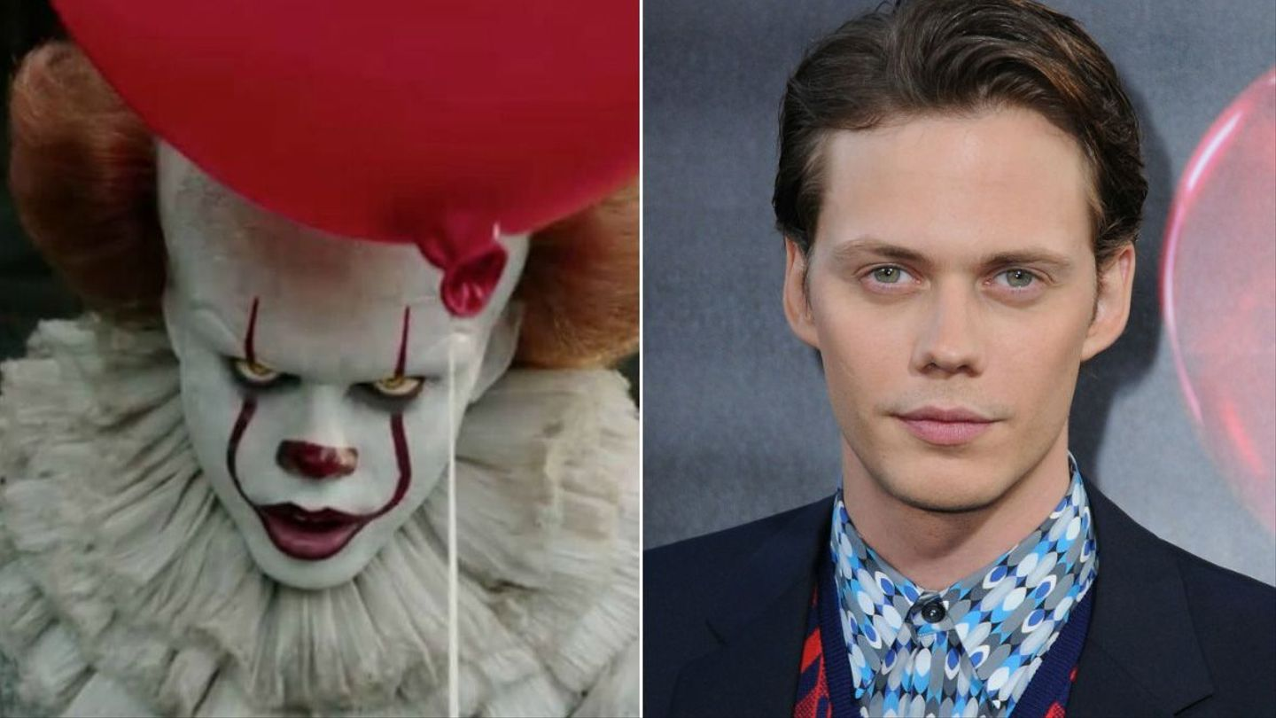 Here S What Makes Bill Skarsgard S Pennywise The Clown So Damn Terrifying In It Mtv