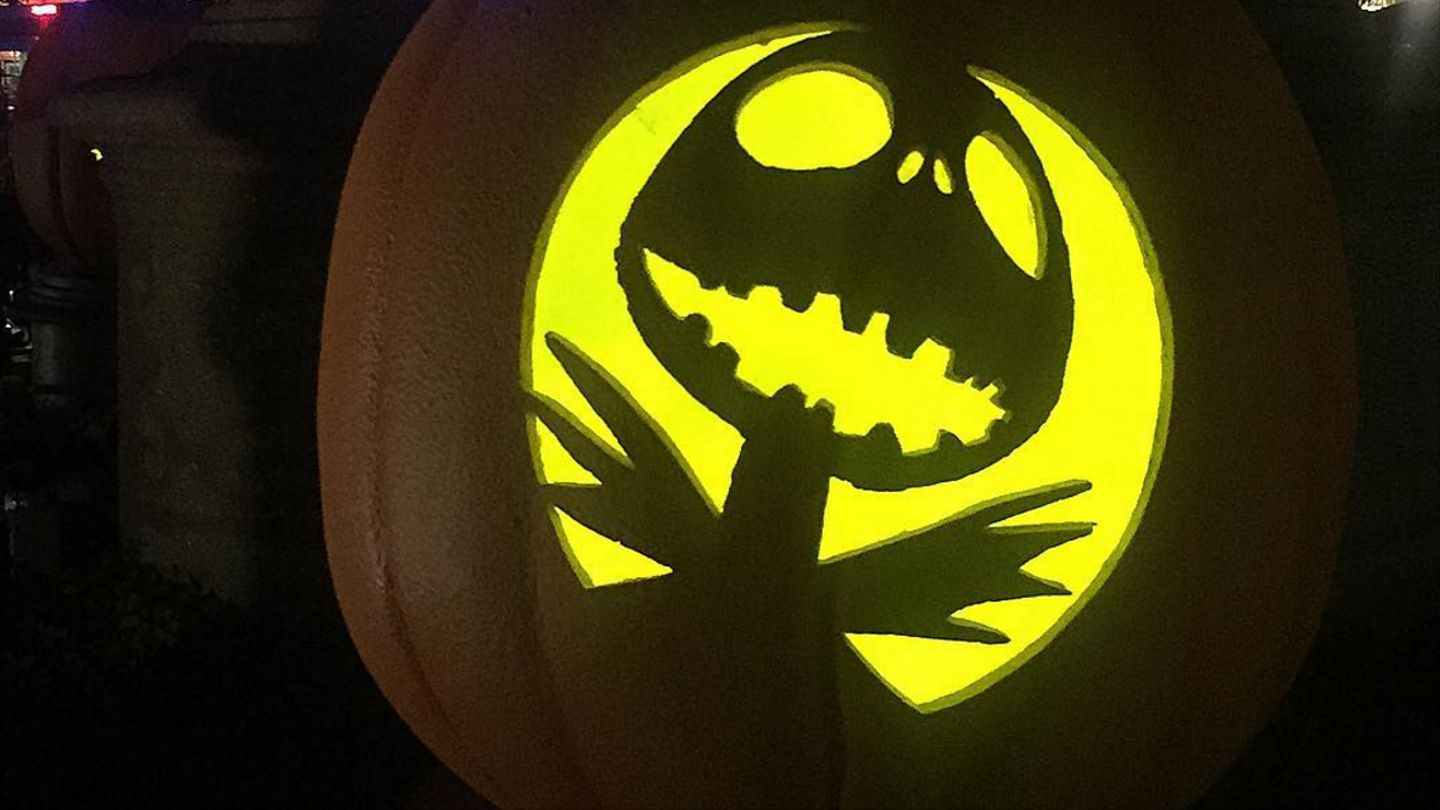 12 Disney-Inspired Pumpkins To Up Your Carving Game