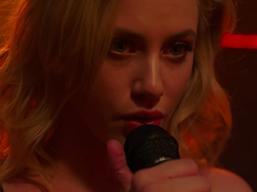 Watch Betty S Sultry Mad World Striptease In Our Riverdale