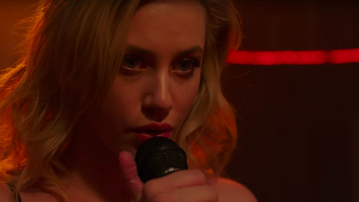 Watch Betty's Sultry 'Mad World' Striptease In Our Riverdale Exclusive Clip  - MTV