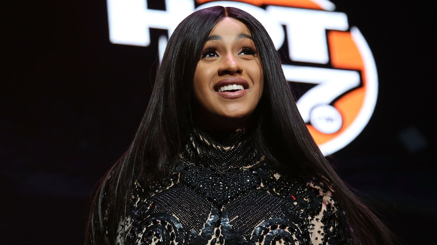 Cardi B Makes Chart History Yet Again With 'Motorsport'