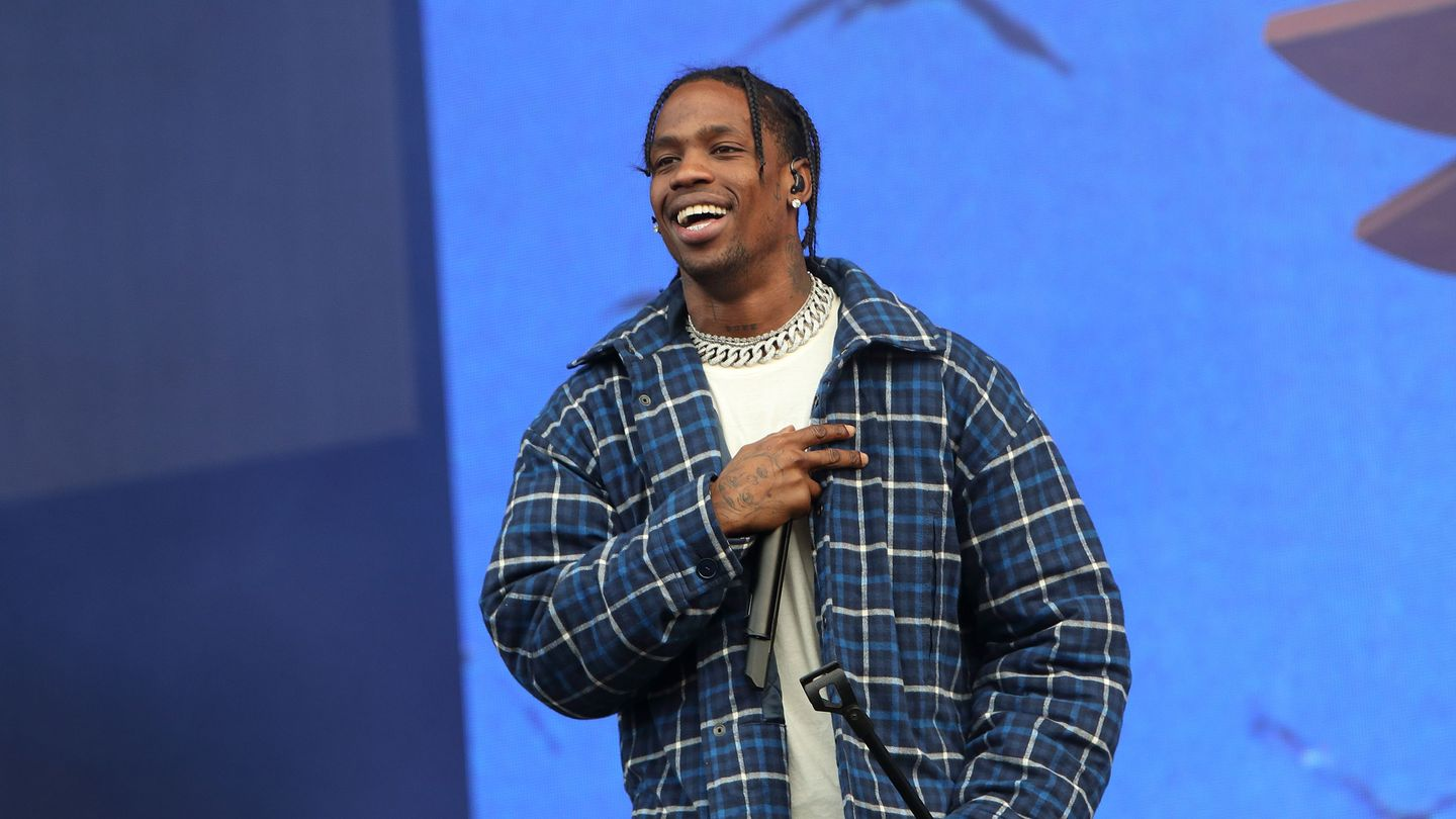 This Video Proves Travis Scott Is Great With Kids