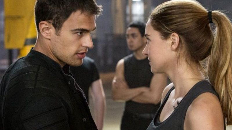 Theo james and shailene woodley not hookup