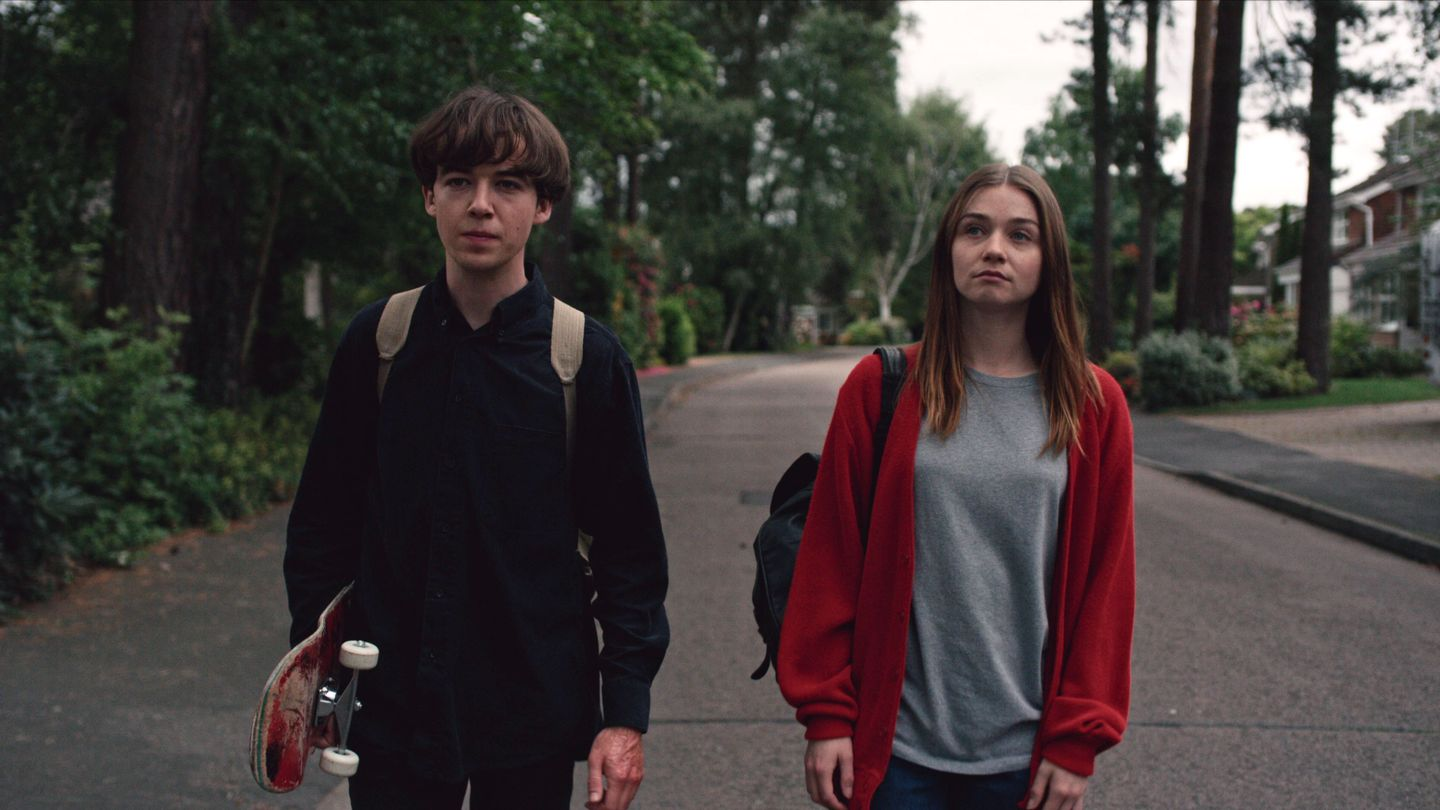 The End Of The F***Ing World Besetzung