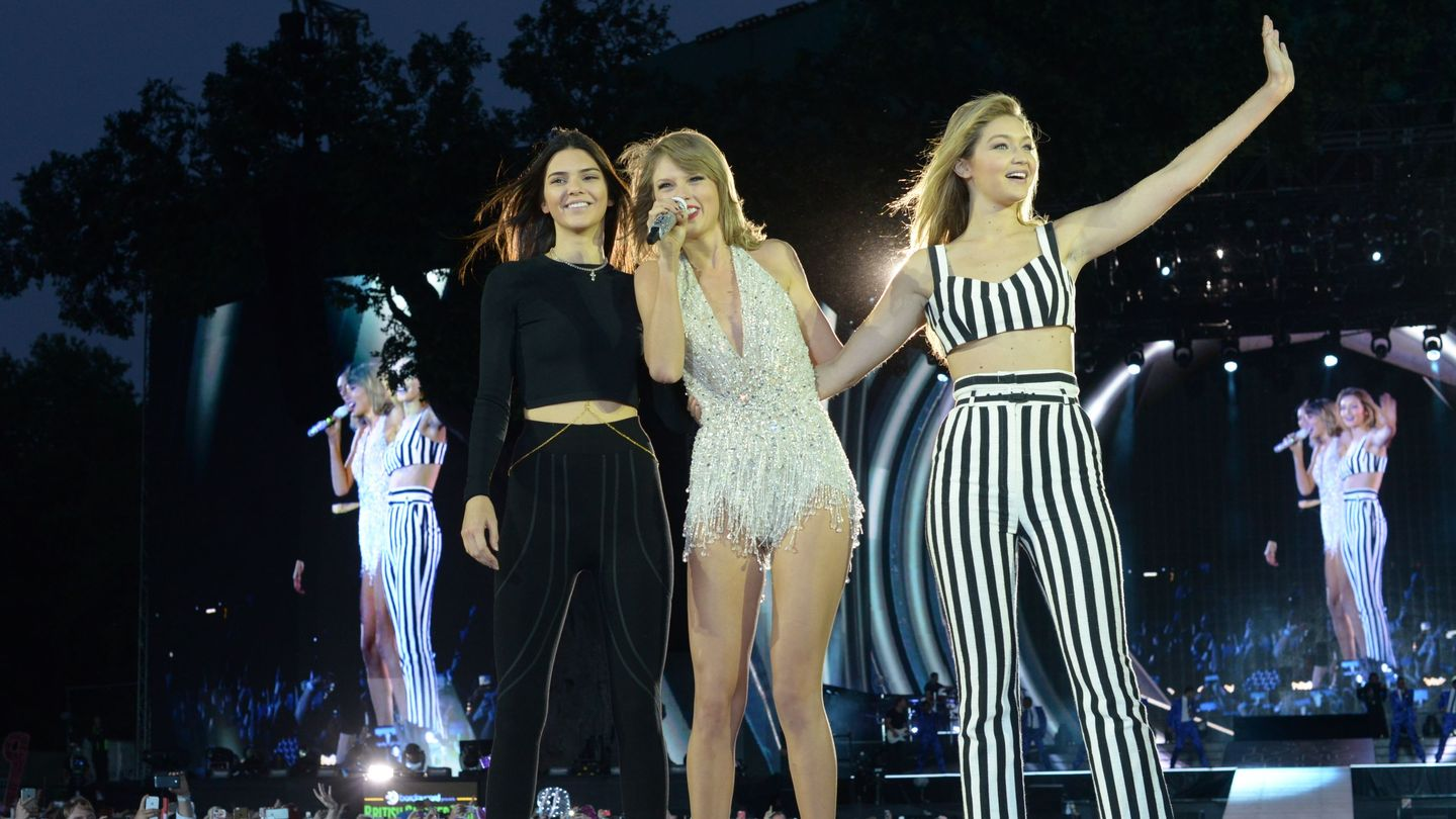Kendall Jenner Has Been Ready To Join Taylor Swift S Squad Since 2010 Mtv