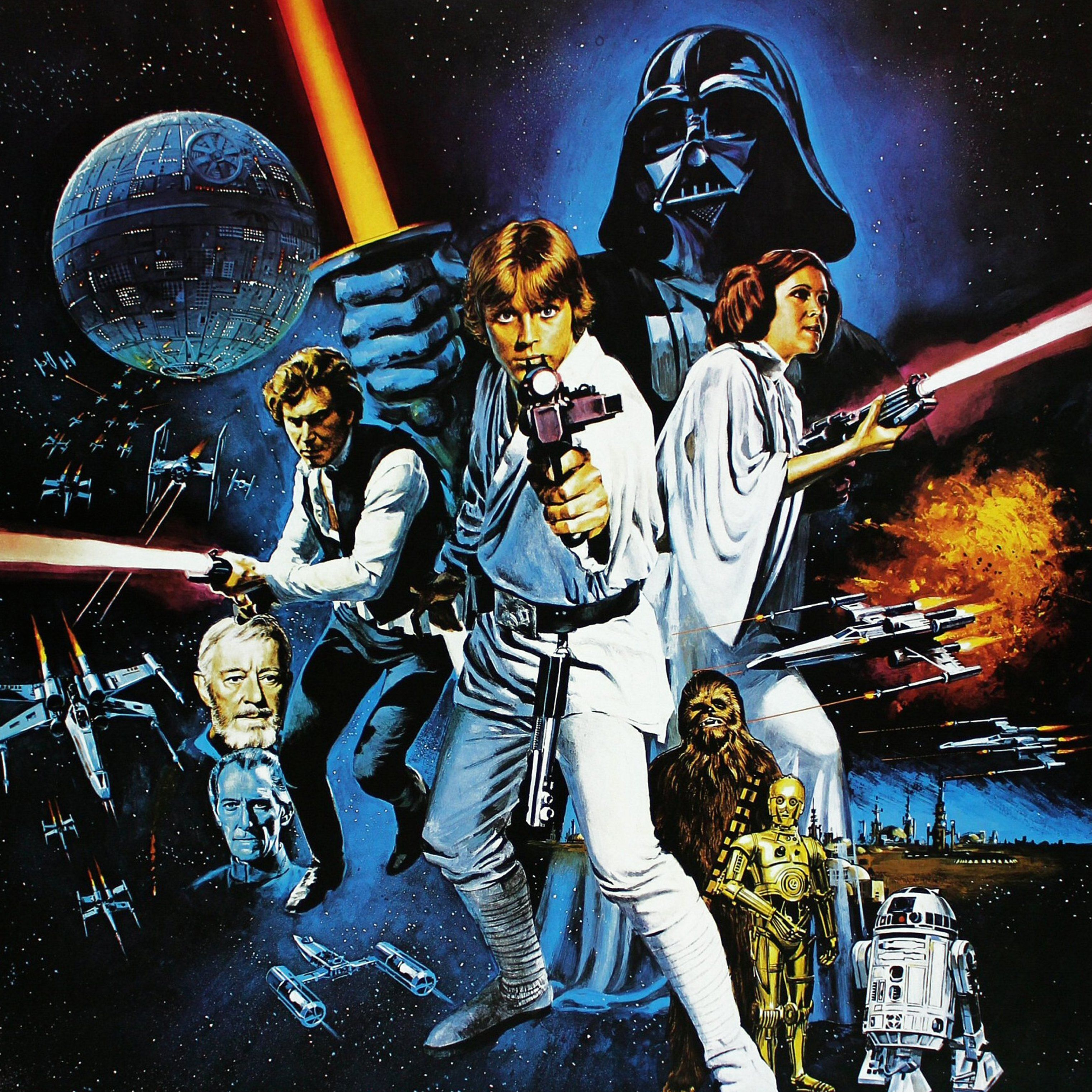 We Watched The Original Star Wars For The First Time And Have A Lot Of Questions Mtv