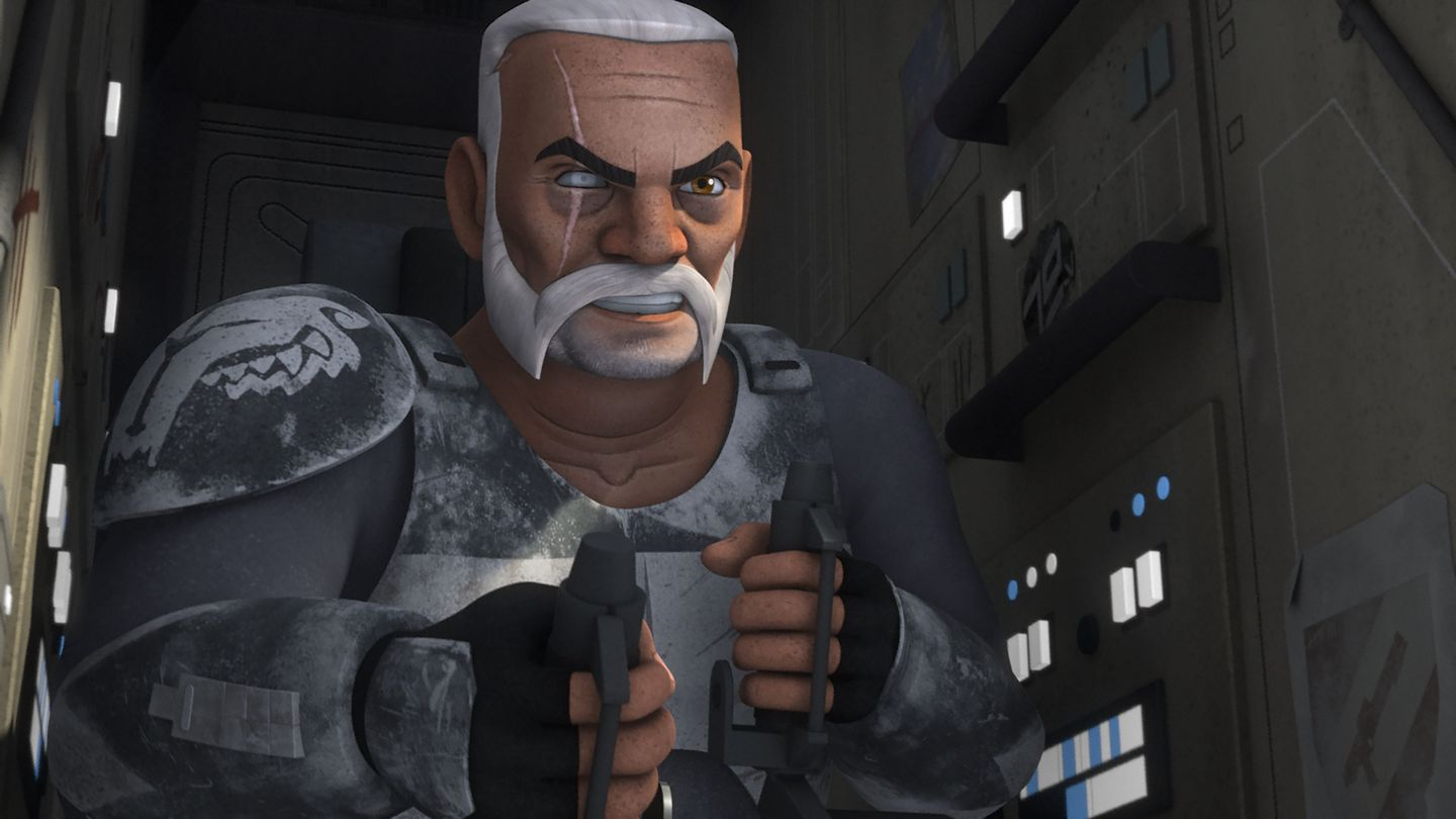 'Star Wars Rebels' Just Got Weird With Some Fan-Favorite Characters