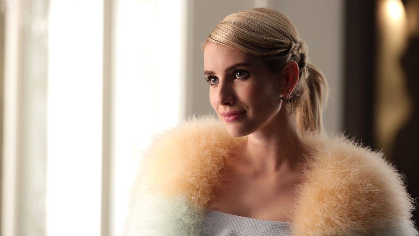 Listen Up Idiots Here Are Emma Roberts 17 Craziest Scream Queens Quotes Mtv