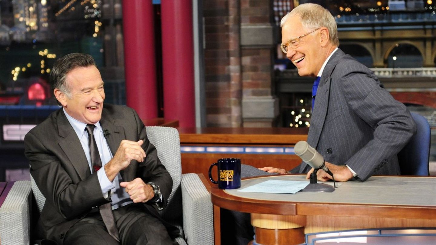 7 Videos That Prove Robin Williams Was The Best Talk Show Guest Ever