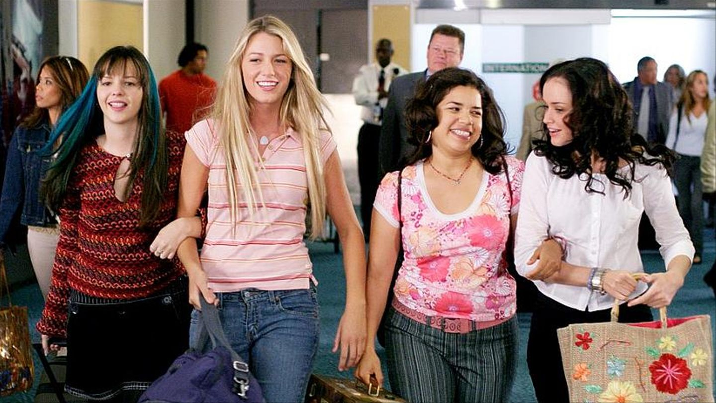 Here's How 'The Sisterhood Of The Traveling Pants' Rules Would Play Out In Real Life - MTV