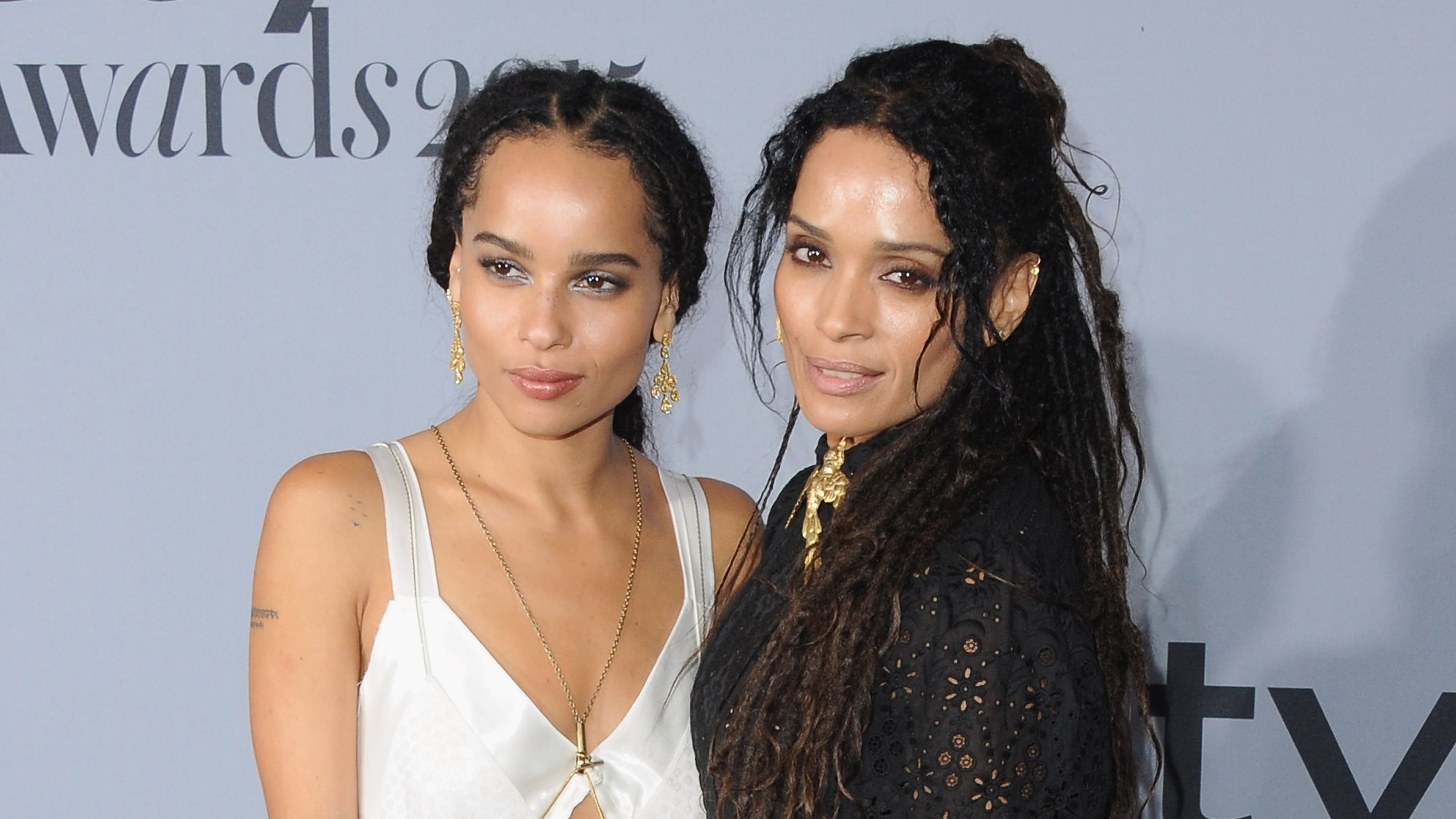 Lisa Bonet And Zoe Kravitz Are Mother Daughter Model Goals Mtv