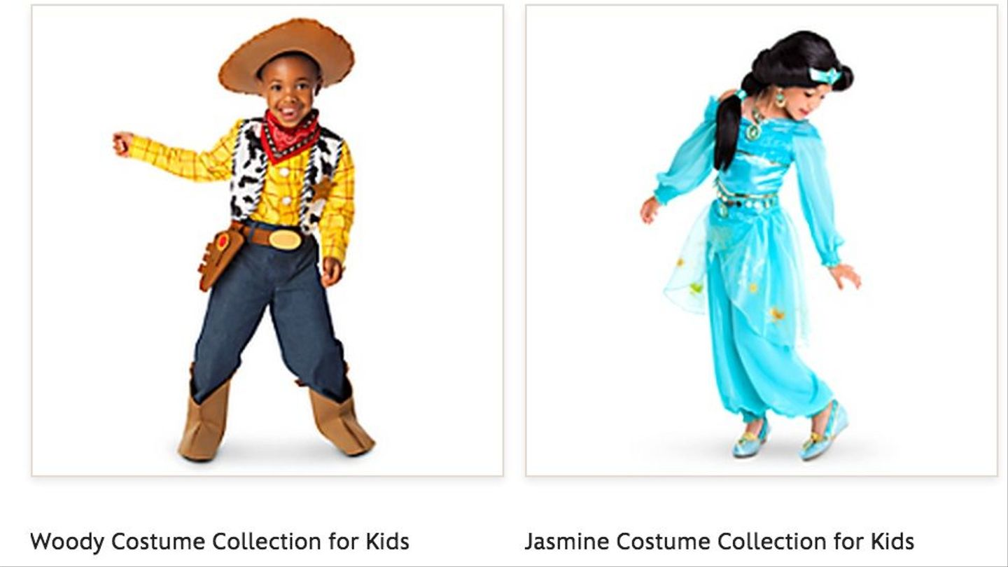 Finally! Disney Store Is So Done With Gendered Halloween Costumes