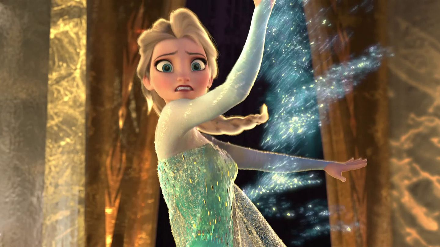 'Frozen' Is About To Be Toppled As The Highest Grossing Animated Movie Ever