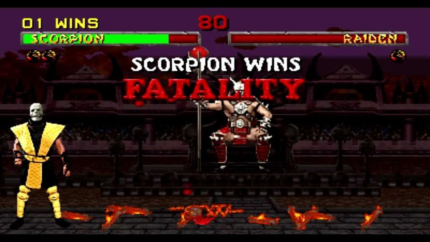9 Mortal Kombat Fatalities That Warped Your Childhood Mtv