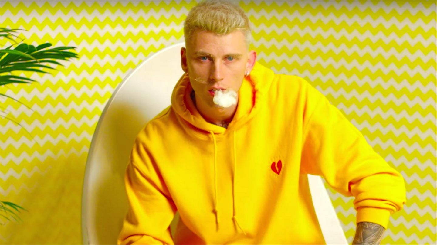 Machine Gun Kelly Wants To Help You End Your Relationship