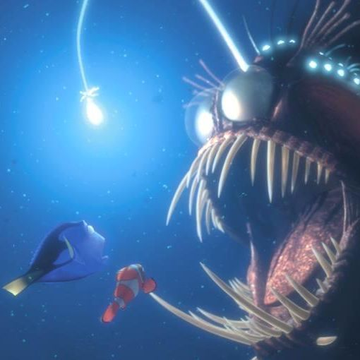 Disney Halloween & This Halloween DIY Costume Is Hard-Core Channeling The Anglerfish ...