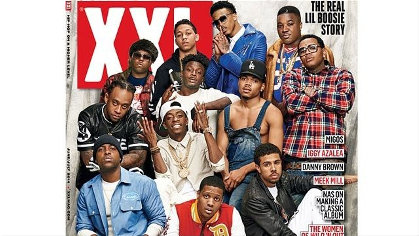 Go Behind-The-Scenes At The 2014 XXL Freshman Shoot