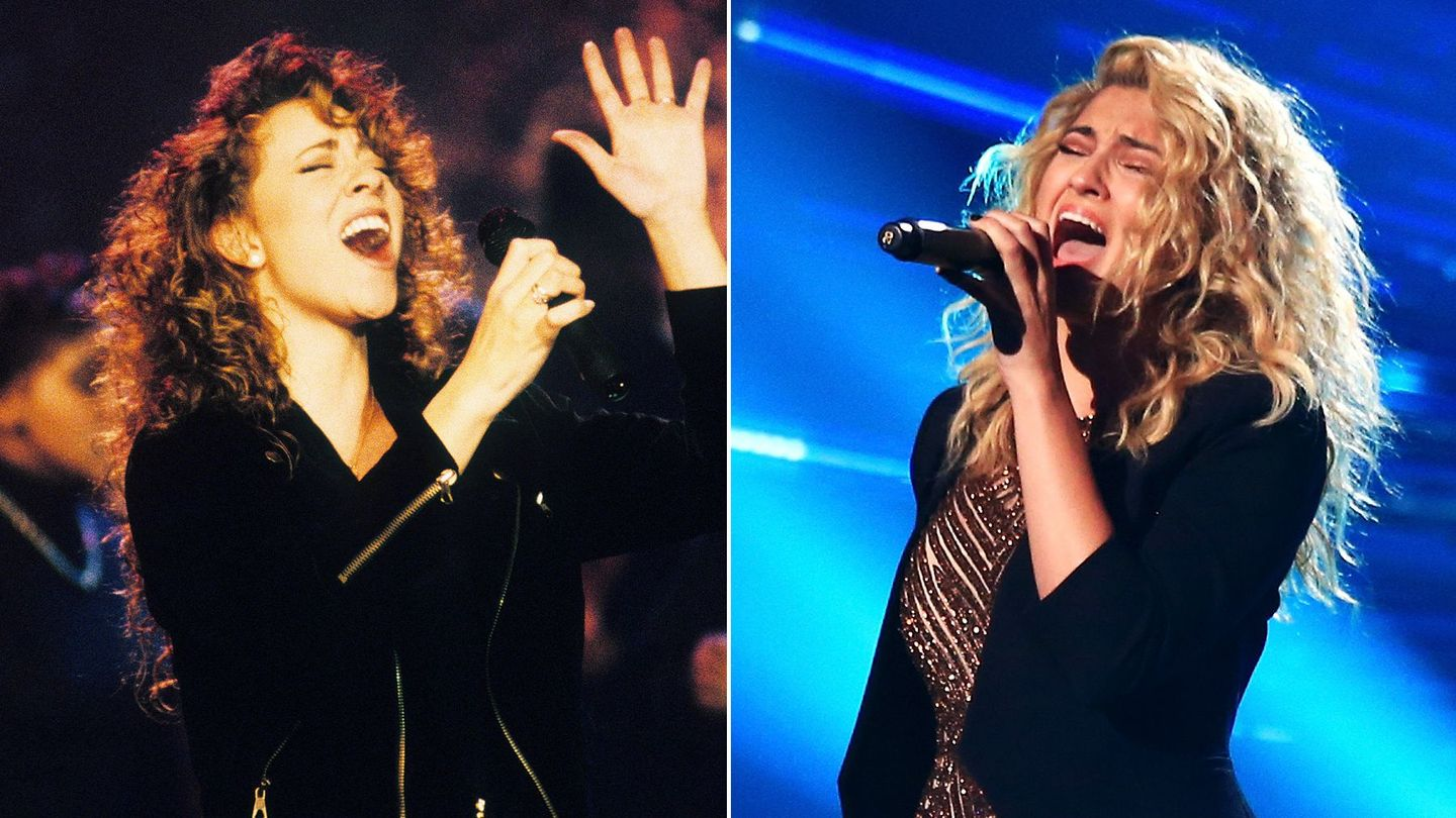 7 Times Tori Kelly Was A Vision Of '90s Mariah Carey