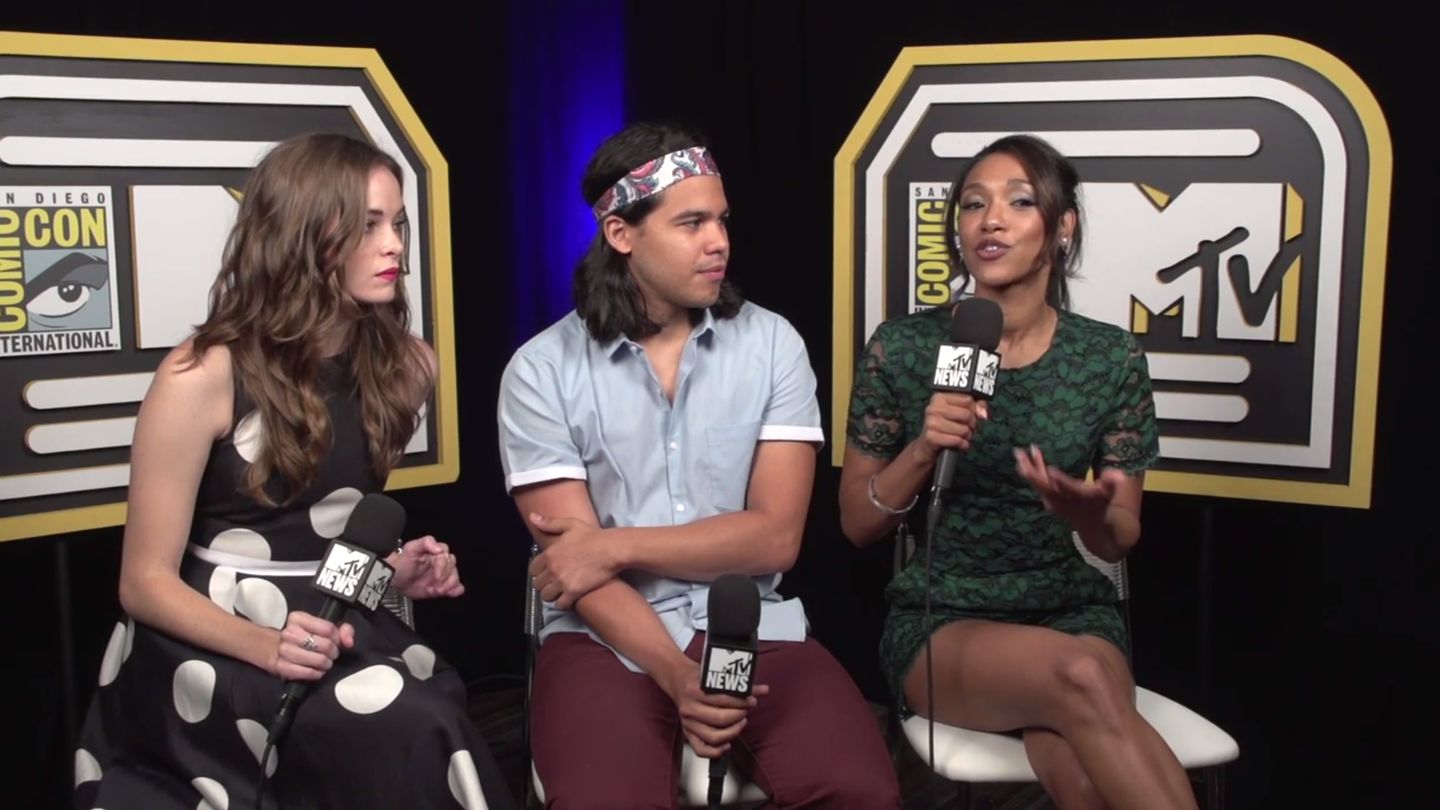 The Flash' Cast Reveals What They Really Think Of Shippers - MTV
