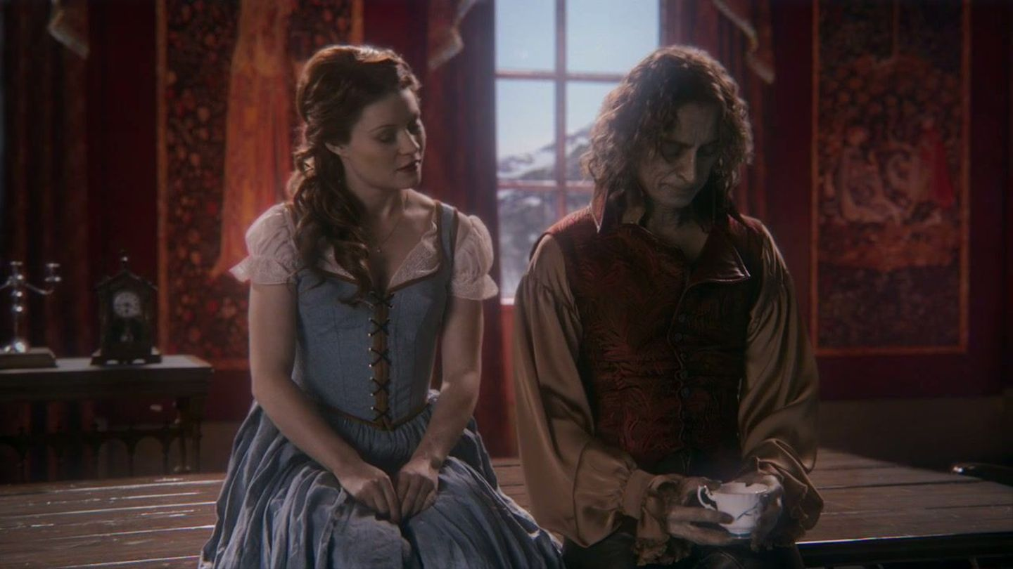 Haven Gaston once upon a time' rumbelle shippers beware -- a new gaston