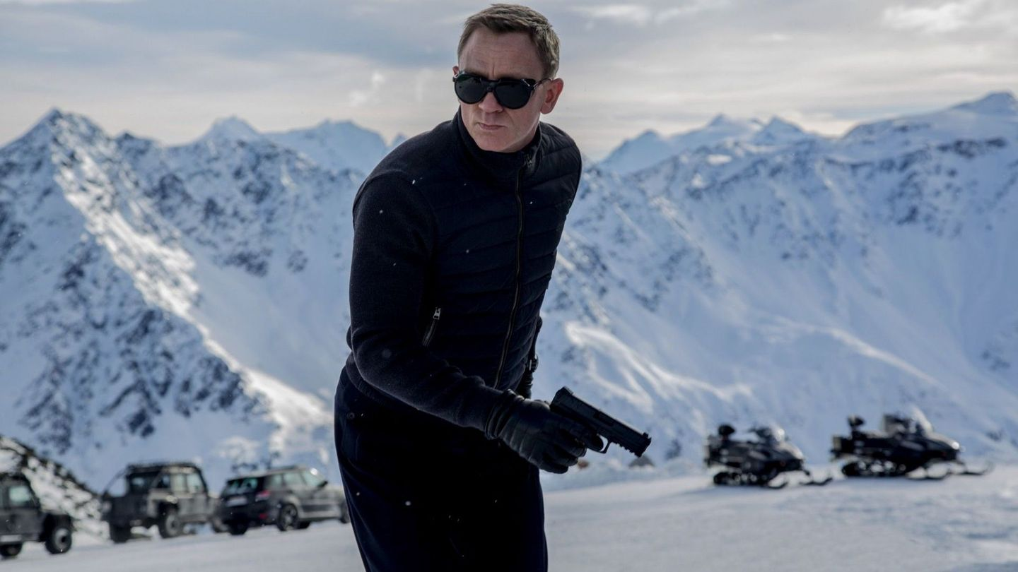 A Timeline Of The \'James Bond\' Franchise\'s Attempts At Diversity - MTV