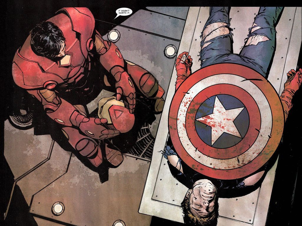 4 Comic Book Storylines We Want To See In Captain America 3 Mtv