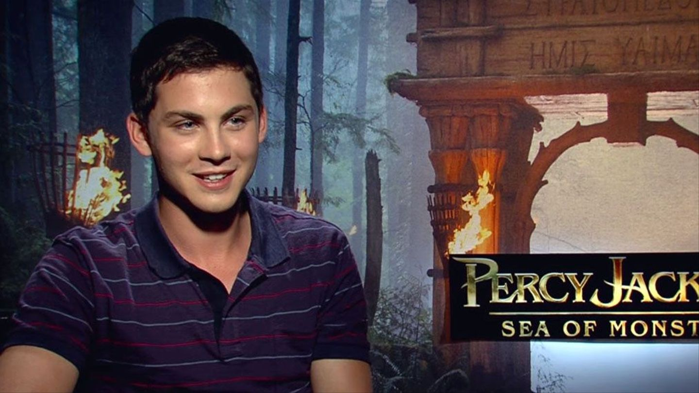 Logan Lerman Says 'Percy Jackson 3' Is Officially Dead - MTV