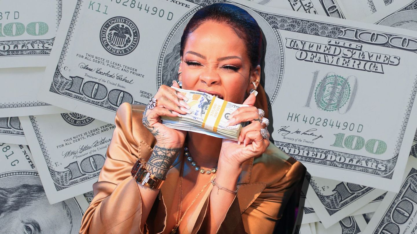 The Rihanna Effect: How Rihanna Gets You To Buy Anything She's Selling