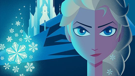 An Artist Reimagined Disney Movie Posters As If They Came