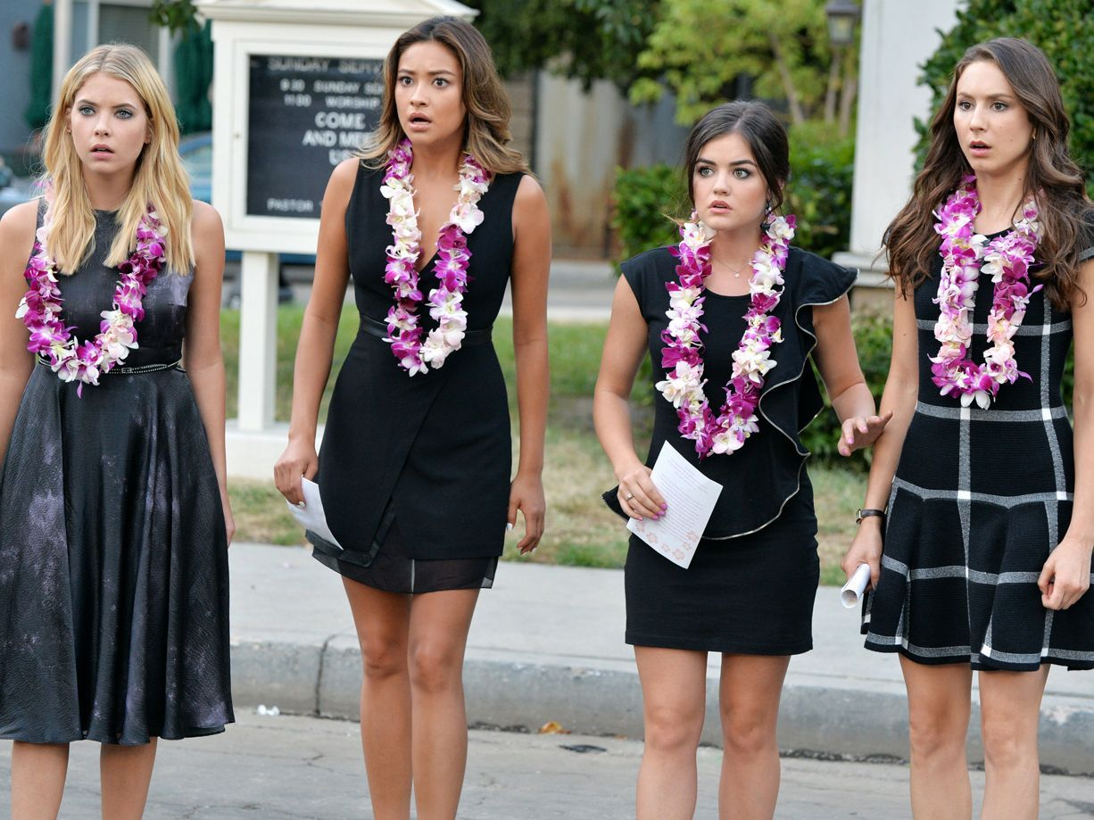 Every Single 'Pretty Little Liars' Character Who Has 'Died
