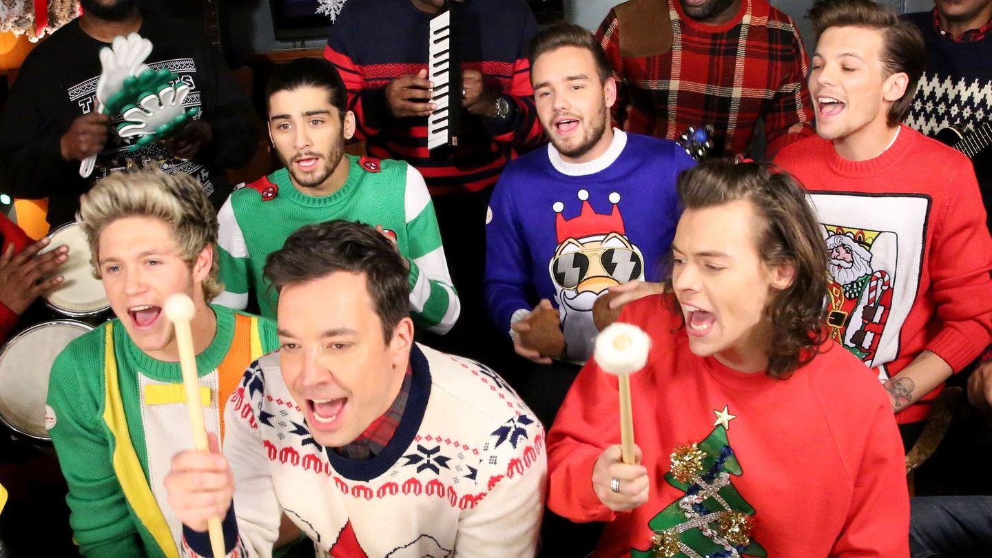 25 Boy Band Christmas Jams That Are Absolute Fire - MTV