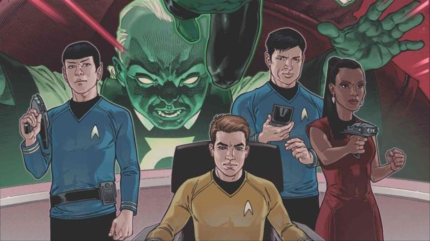 7 'Star Trek' Comic Crossovers That Made Every Nerd Lose Their Minds