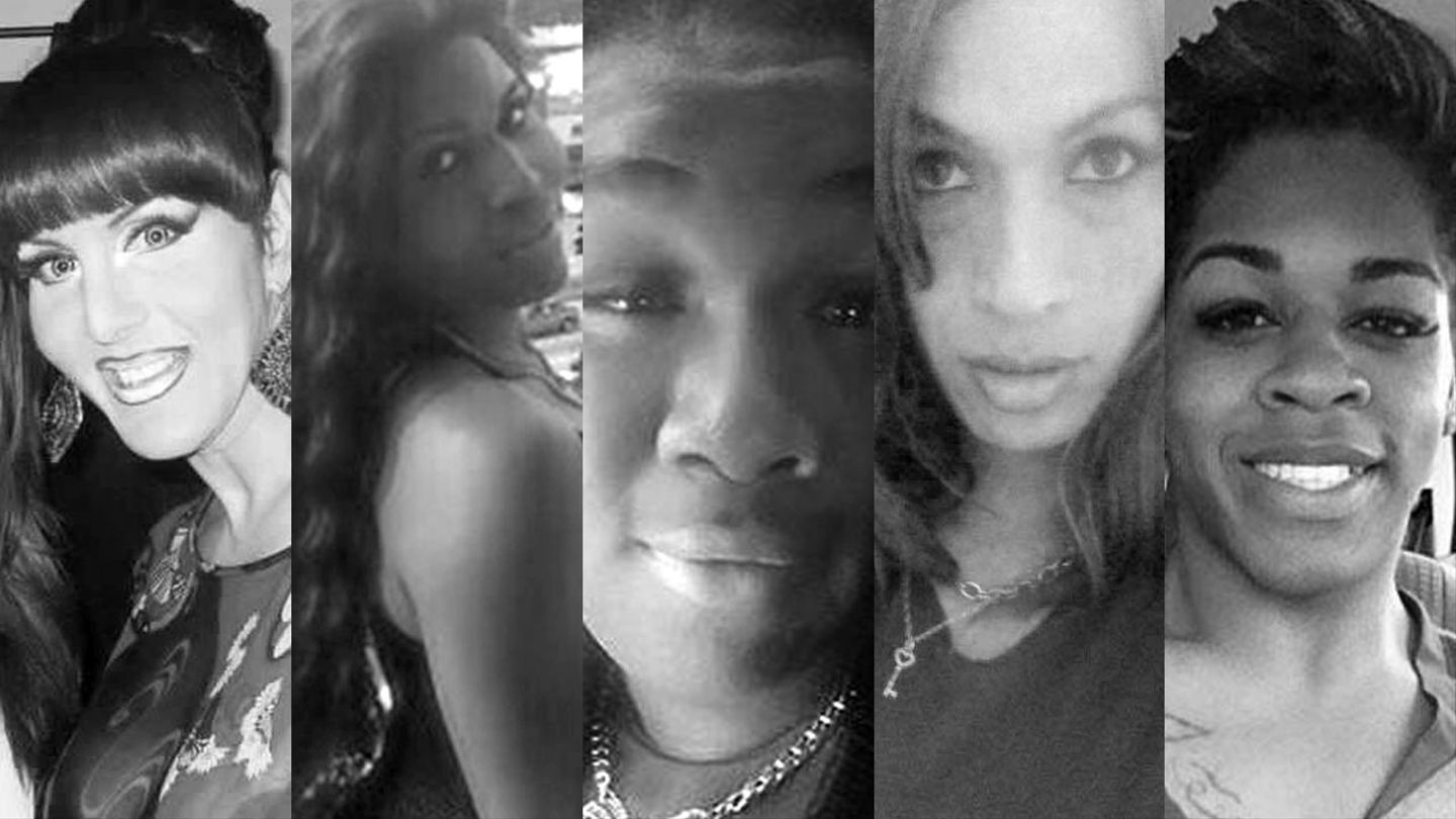 7 Transgender Women Have Been Murdered In 2015 And No One Is Talking About It