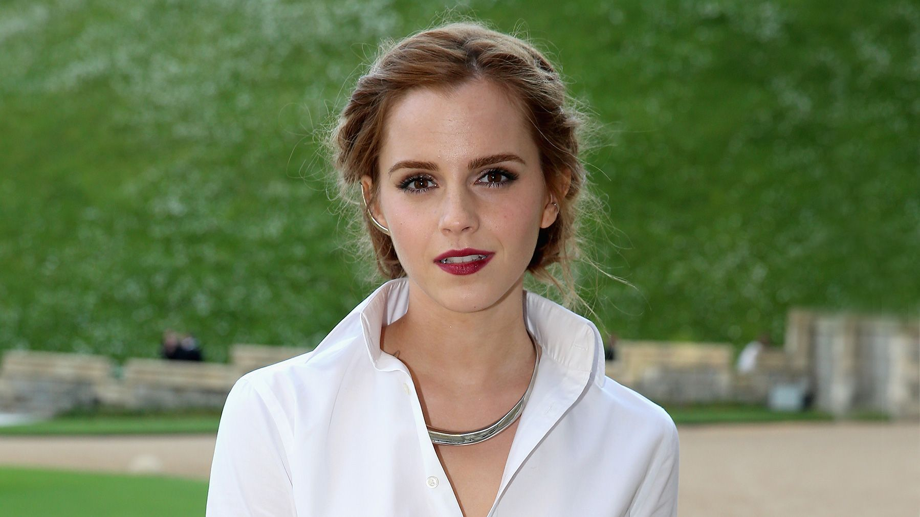 Emma Watson Just Revealed A Magical Hair Transformation See