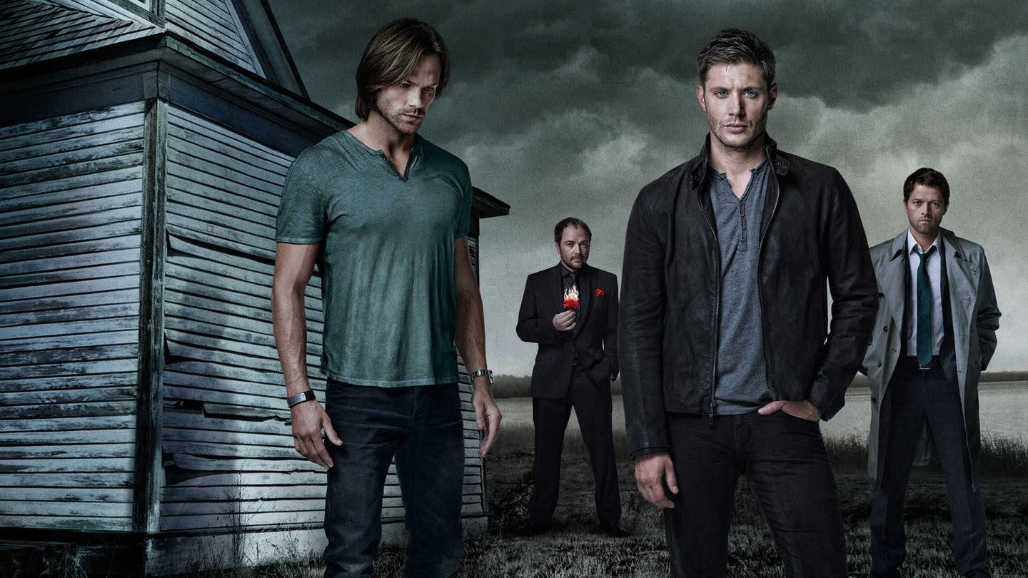 The 'Supernatural' Bros Prove Why They're Legends With This Adorable Multi-Cast Pic
