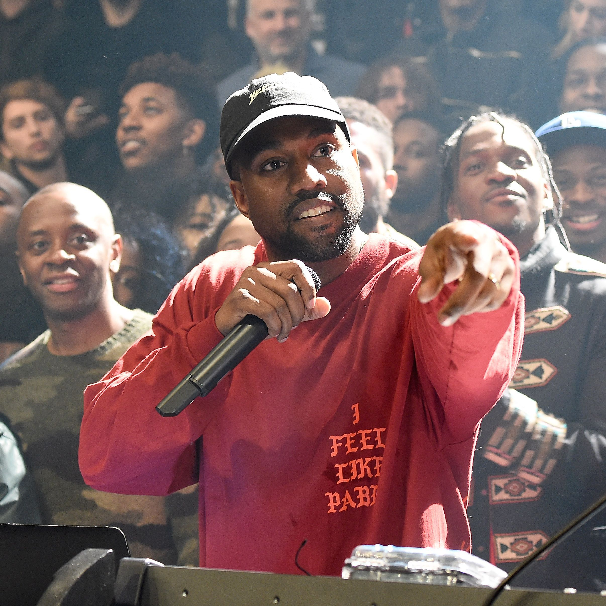 Can A Yeezy Dating Service Help Kanye West Fans Fall In Love  - MTV 34151fbd70ec
