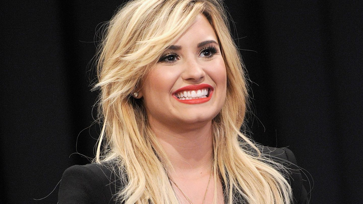 Demi Lovato's New Book Will Be 'A Little Morning Meditation For Everybody'