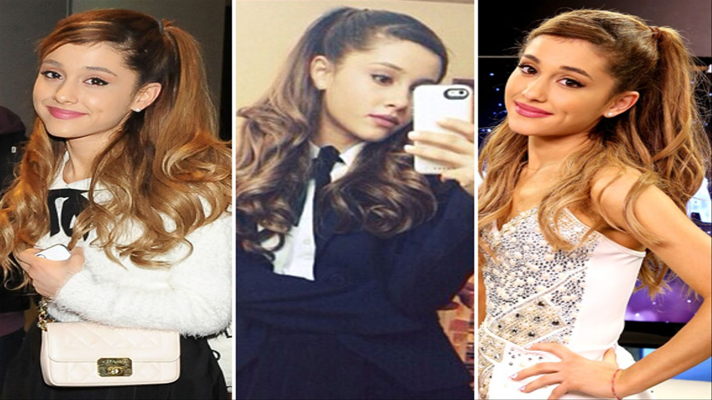 The Truth About Ariana Grande's Signature Hairstyle, According To Ariana Grande