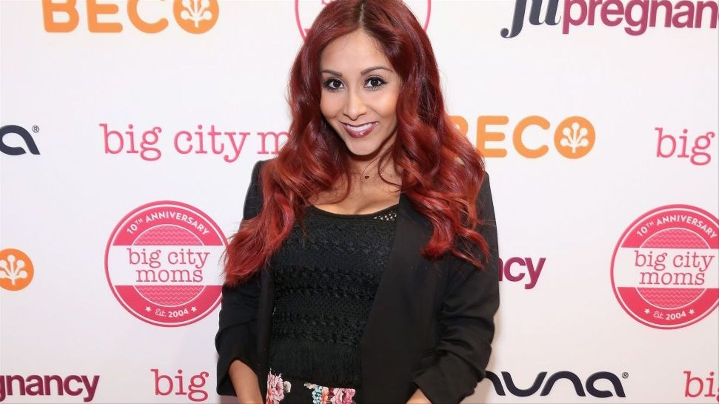 Snooki Welcomes A Baby Girl Find Out Her Name Mtv