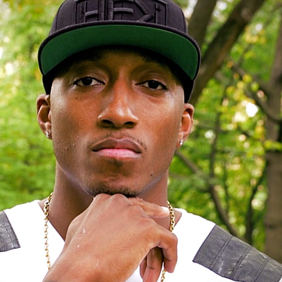 Lecrae's Church Clothes 2 Isn't Just For The Sunday Crowd - MTV