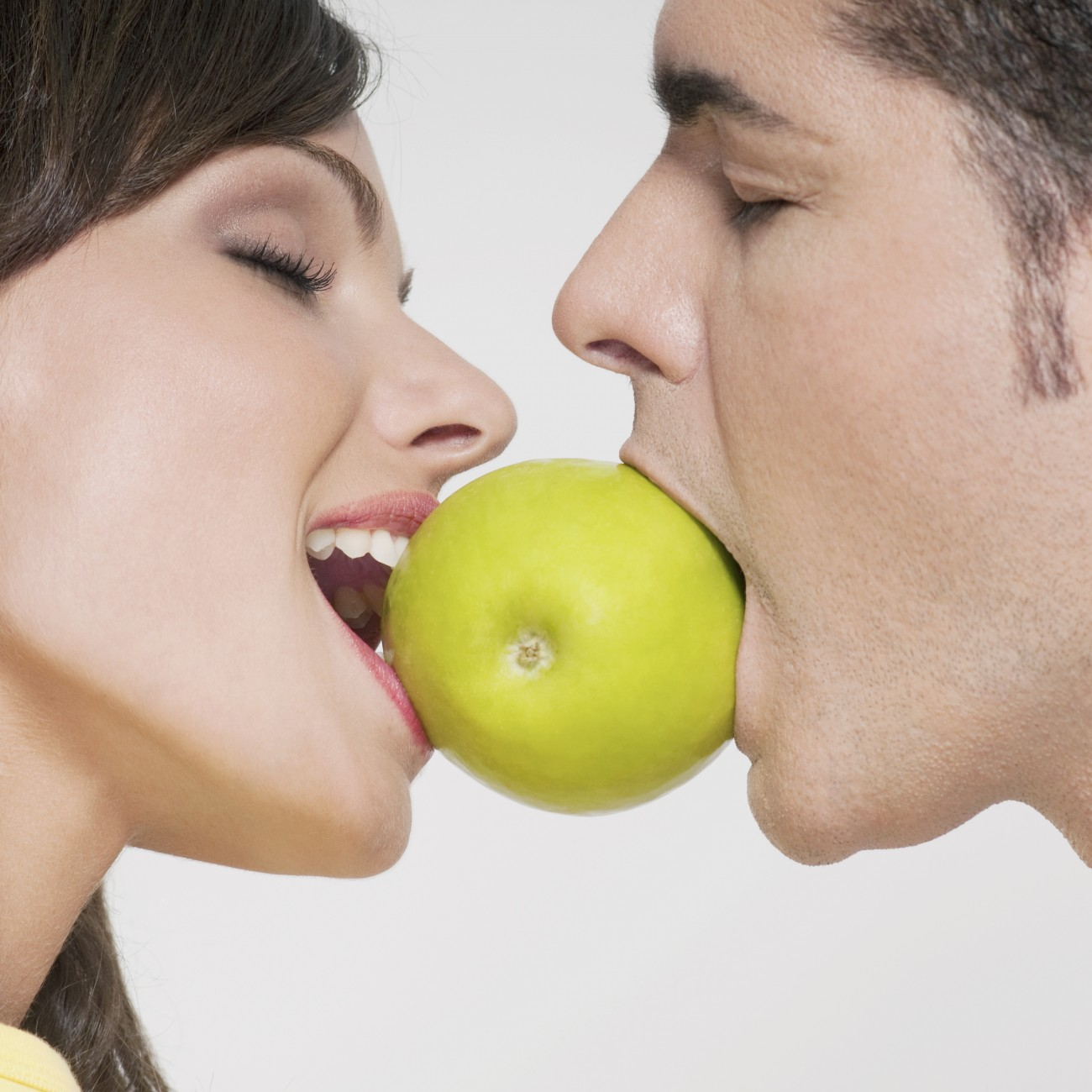 Apples and oranges comparison on sexuality